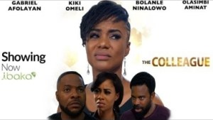 Video: The Colleague - New Blockbuster Movie 2018 Starring Gabriel Afolayan, Kiki Omeili.